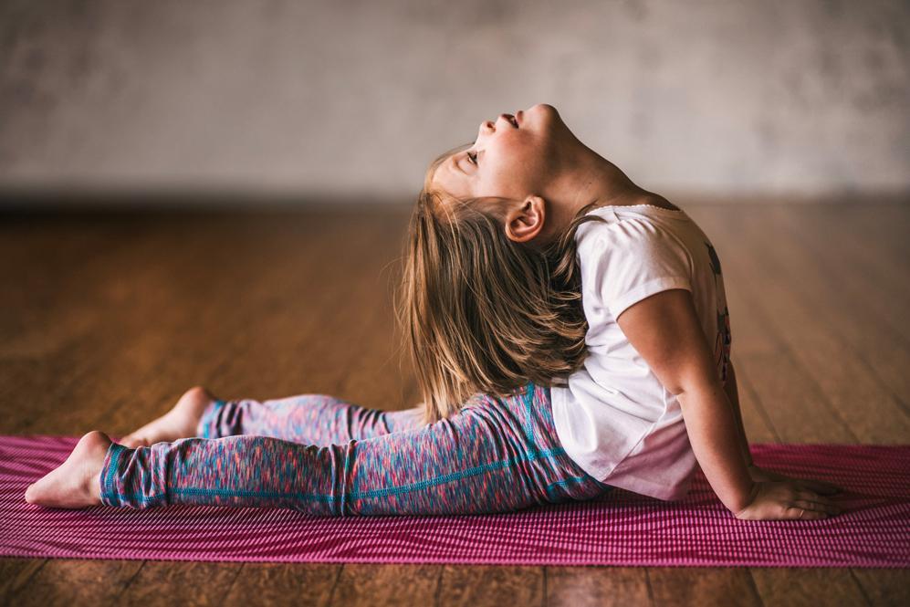 Gyermek jóga